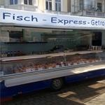 Neuer FrischFischverkaufswagen